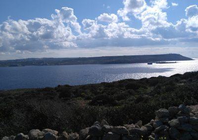 Malta from Comino 3