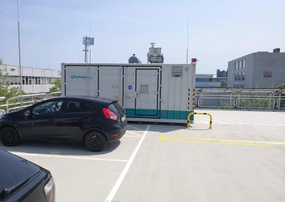 Fraunhofer garáž 4